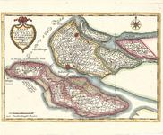 D18-32a Kaart van het land van Voorn en Putten, Overflaqué, Portugal &c. (zie nrs. D18-28 en 31 t/m 40), 1793