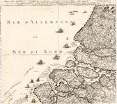 A18-12 Theatre de la Guerre ou carte Topographique très exacte , ca. 1720