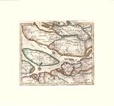 A18-14 Geen titel (Zeeuwse en Zuidhollandse eilanden, blad 1) (in hoes met A18-15), ca. 1700