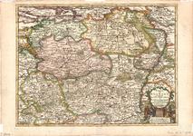 A18-20 Carte du Brabant, Suivant les Nouvelles Observations de Messrs. De l'Academie Royaledes Sciences, etc. , 1714