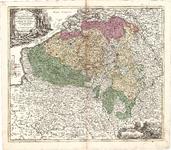 A18-21 Arena Martis in Belgio, qua Provinciae X Catholicae Inferioris Germaniae... , 1716
