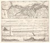 B18-35 Caarte ofte Afteeckening van de Rivier de Merwede van Gorichem af benedenwaarts etc. (No. 2, 3 en 4), 1731