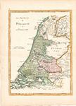 B18-36 Les Provinces de Hollande et d'Utrecht, ca. 1749