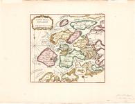 C18-13 Carte de la Zeelande , 1764
