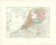 D18-40 The Seven United Provincies, comprehending Holland, Friesland, Groningen, Owerissel, Gelders, Utrecht and ...