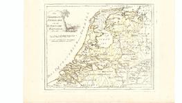 D18-75 Die Vereinigten Niederlande oder die Batavische Republick , ca. 1795