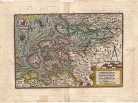 16-06 Zelandicarum insularum exactissima et nova descriptio , ca. 1590