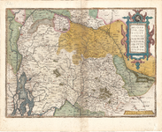 16-01 Brabantiae, Germaniae Inferioris Nobilissimae Provinciae Descriptio. , 1579