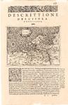16-04 Descrittione dell' isola d'hollanda , ca. 1590