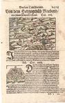 16-11 Von dem Hertzogthum Braband , 1572