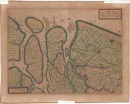 B17-08 Table de Delflande, Schielande, et isles de Voorn Overflacke Goeree Iselm:etc. , ca.1640