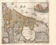 C17-01 Comitatus Hollandiae Nova Descriptio , 1651