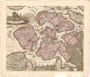 D17-01 Comitatus Zeelandiae tabula , ca. 1680