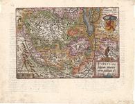 A17-12 Brabantiae Belgarum provinciae recens exactgue descriptio , 1600