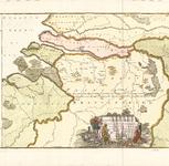 D17-06 Frisiae Haereditariae cis Mosam Qua Wasda, nunc Zelandia… , 1697