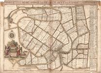 D17-29 Caarte van de Oude Tonge inde Heerlykheyt ende lande van Grysoort , 1697