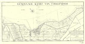 A19-06 Generale kaart van Stellendam , 1805
