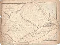 B19-30 Kaart van de gemeente Ooltgensplaat (blad XII), 1835