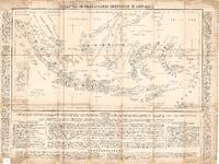 B19-67 Kaart van de Nederlandsche Bezittingen in Oost-Indië , ca. 1840