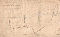 D19-02 Situatie Teekening van een gedeelte Duin en Strand aan de Noordzijde van Goedereede , ca. 1877