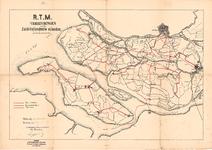 D19-65 R.T.M. verbindingen met de Zuid-Hollandsche Eilanden (plus 1x in kopie), 1897
