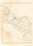 D19-68 Kaart van de gemeenten Stellendam, Onwaard en Roxenisse , 1835/eind 19e eeuw