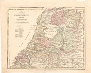 A19-08 The seven United Provincies with their Dependencies , 1809