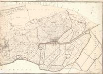 B19-18 Kaart van de gemeenten Ouddorp en Goedereede (blad II), 1835