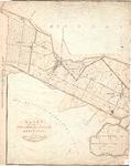 B19-19 Kaart van de gemeenten Stellendam, Onwaard en Roxenisse (blad III), 1835