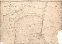 B19-21 Kaart van de gemeenten Melissant, Dirksland en Herkingen (blad V), 1835