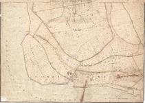B19-22 Kaart van de gemeenten Melissant, Dirksland en Herkingen (blad VI), 1835