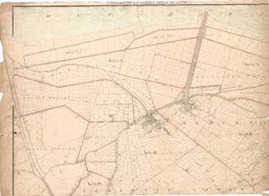 B19-23 Kaart van de gemeenten Sommelsdijk, Middelharnis, Nieuwe Tonge en Oude Tonge (blad VII), 1835