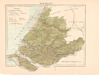 C19-100 Zuid-Holland , ca. 1874
