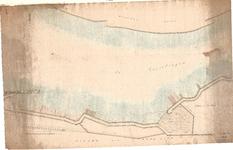 C19-77 Geen titel (dijkvallen bewesten de oude vissershaven van Ouddorp) (in rood 1 ) (in hoes met cat.nr. C19-76), 1873