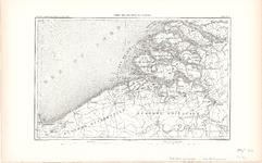 B19-72 Carte des Bouches de l'Escaut , 1856