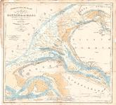 C19-97 Hydrographische kaart der zee-gaten van Goeree en de Maas,… , gedrukt in 1849