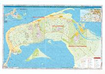 21-12 Overzichtskaart van de Gemeente Goedereede , 2009