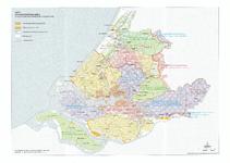 21-19 g/h Kaart 7 Overzicht waterkwantiteitsbeheer in Zuid-Holland Kaart 8 Overzicht waterkwaliteitsbeheer in ...