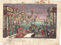 Optica 20 Troisieme representation de l'Apocalypse de S.Jean (in hoes met Optica 21) (ondergang van de stad Babylon met ...
