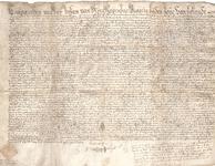 J17-02 Erffpachtbrieff voor de Heere van Diericxlant Vanden Moolen , 1640