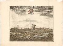J17-13 Sommelsdyck (zie cat.nr. 20-410), 1696