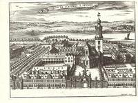 J18-02 L'Abaye de S.Michel a Anvers , 1720