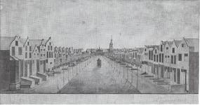 J19-03 Geen titel (Voorstraat Middelharnis, kopie), 1802