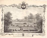 J19-22 Plechtige ter aarde bestelling van H.M. de Koningin der Nederlanden. Op den 26 October 1837 , 1837