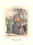 J19-46 Provincie Zuid-Holland (Pl.15), 1850 - 1857