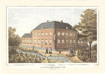 J19-50 Het Liefde-Gesticht van Achthuizen , ca. 1865