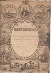 J19-63 Vereerend getuigschrift van Getrouw Schoolbezoek , 1877
