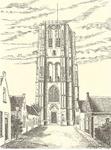 J20-56 Goedereede de Toren , ca. 1980