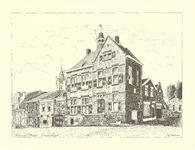 J20-58 Nieuwe Tonge Dorpshuis, ca. 1980