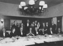17147 Deventer - 1947 - 6 maartDiner bestemd voor het bestuur Nutsdepartement Deventer en het Deventer gemeentebestuur ...